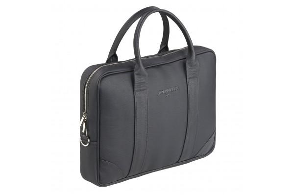 SEMPERTUS skórzana torba na laptopa i dokumenty