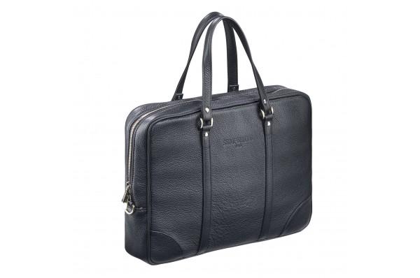 SEMPERTUS torba na laptopa i dokumenty (skóra naturalna)