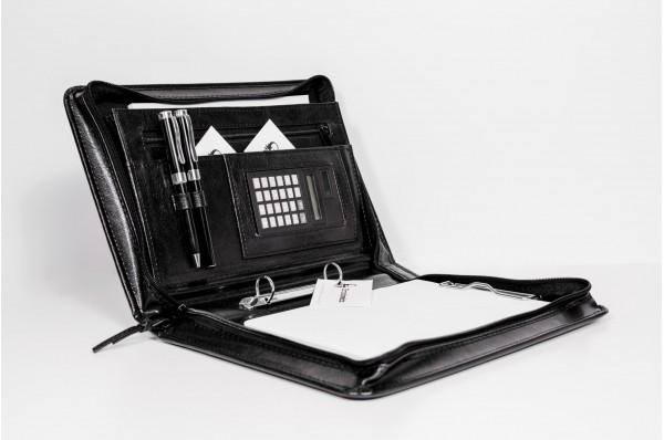 Brodowicz aktówka A5 na dokumenty z kalkulatorem BROD-AK20-1